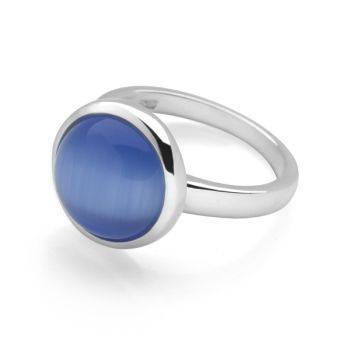 Radiance Ring (Blue Cat's Eye)