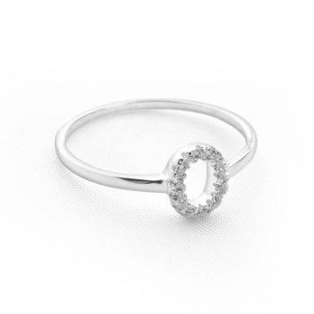 Dainty Dazzle Ring