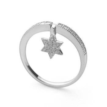 Twinkling Star Ring