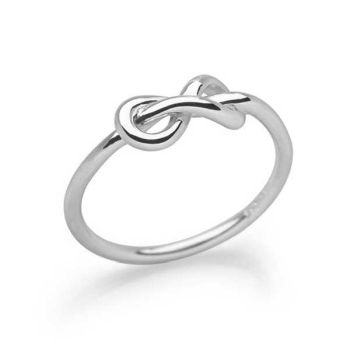 Forever Knot Ring