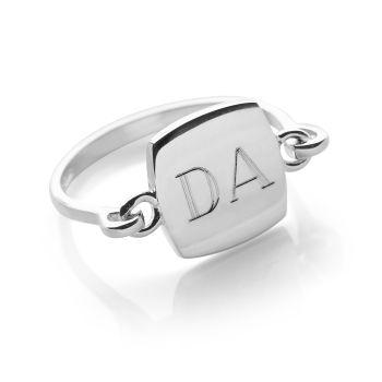 Modern Heritage Ring