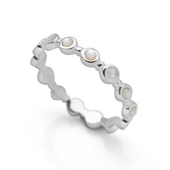Velvet Dots Ring