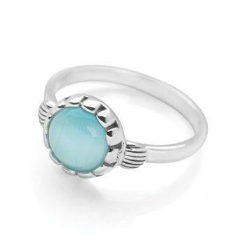 Arctic Blue Ring