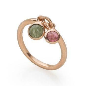 Rose Omala Ring