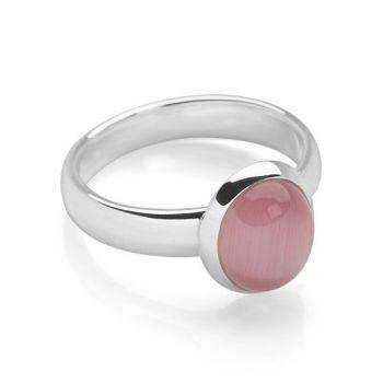 Summer Haze Ring (Pink)