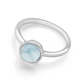 Blue Mist Ring