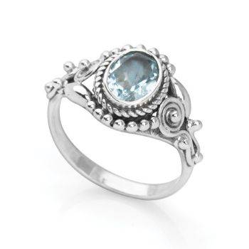 Celestial Cloud Ring