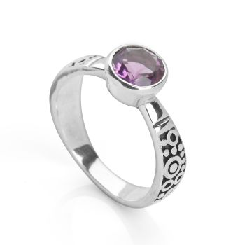 Indigo Night Ring