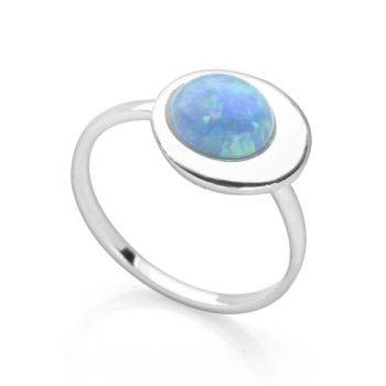 Moon Kiss Ring