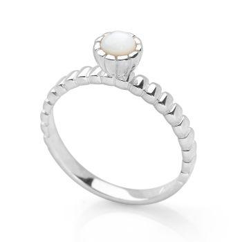 Rising Moon Ring