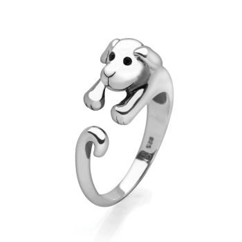 Cute Puppy Ring