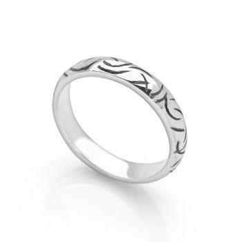 Silver Emporia Ring