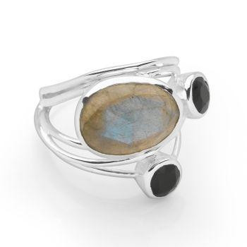 Marari Ring (Silver)