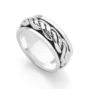 Woven Rope Ring