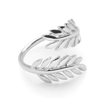 Olive Branch Ring (Adjustable)