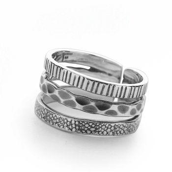 Borned Horizon Ring