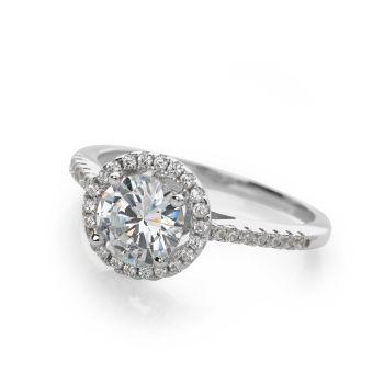 Sparkling Luster Ring