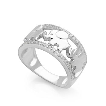 Happy Elephants Ring