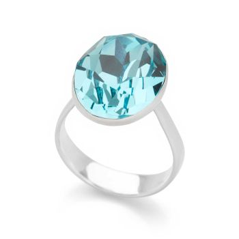 Sea Crystal Ring