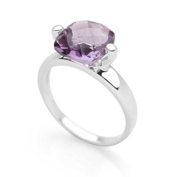 Deep Amethyst Ring