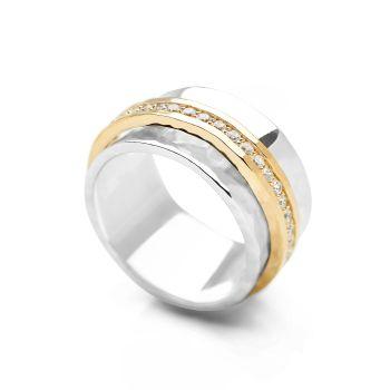 Stellar Spin Ring