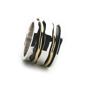 Nua Ring (brass)