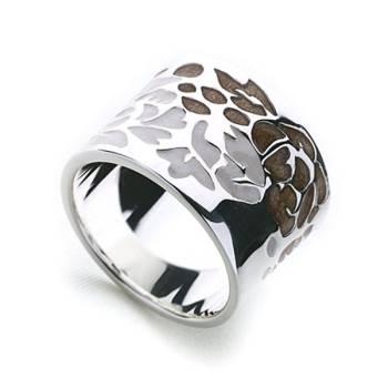 Ruffle Blossom Ring