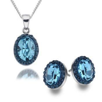 Duchessa Set (Blue; P2050 & E3465)