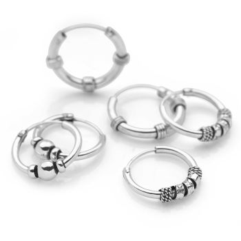 8c2d33386 Sterling Silver Earrings for Women from Silver by Mail - Silver by Mail