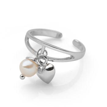 Charm Toe Ring