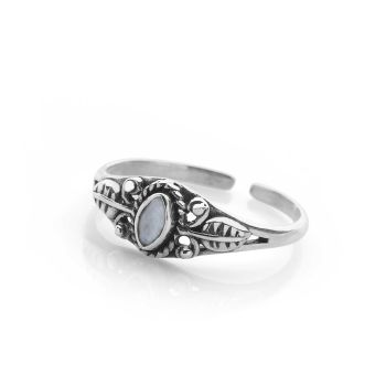 Moondance Toe Ring