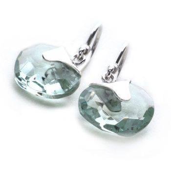 Eastern Essence Earrings (Blue Obsidian)