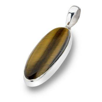 One of a Kind Tiger Eye Pendant (Pendant Only)