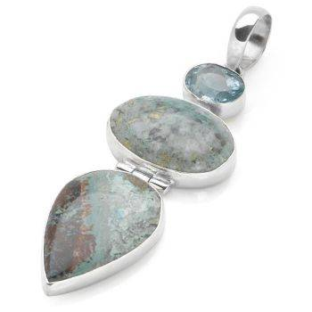 One of a Kind Shattuckite (Pendant Only)