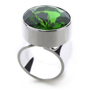 Eastern Essence Ring (Green Obsidian)