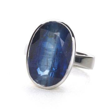 One of a Kind Kyanite Ring