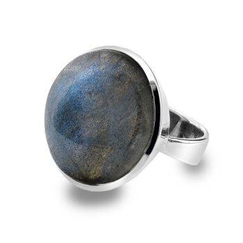 One of a Kind Labradorite Ring