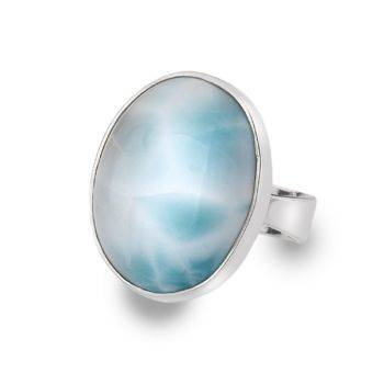One of a Kind Larimar Ring