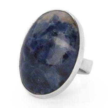 One of a Kind Sodalite Ring