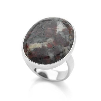 One of a Kind Eudialyte Ring