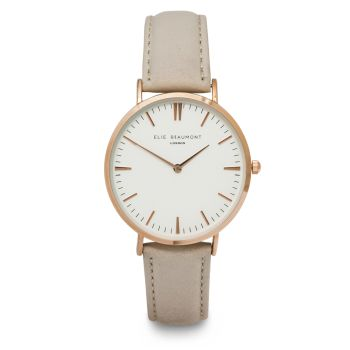 Elie Beaumont Oxford Large Stone Watch