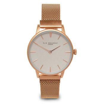 Elie Beaumont Holborn Rose Magnetic Watch