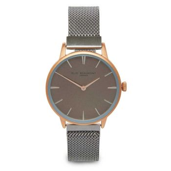 Elie Beaumont Holborn Silver Magnetic Watch