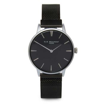 Elie Beaumont Holborn Black Magnetic Watch
