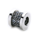 Wheel Of Fortune Bead (clear)