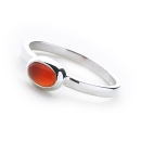 Harmonise Ring (carnelian)