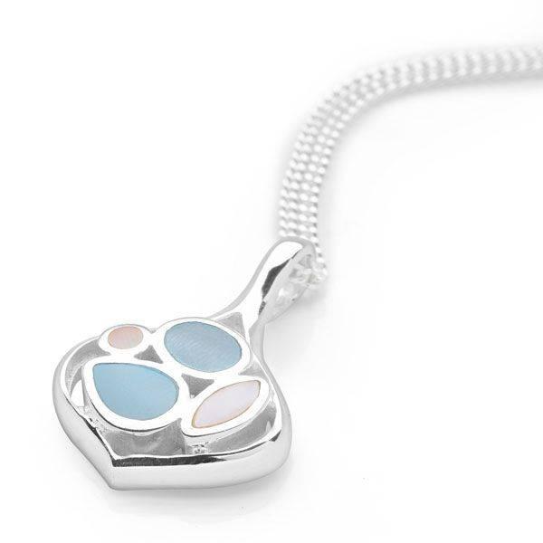 Pride joy pendant silver pendants silver by mail alternative image aloadofball Gallery