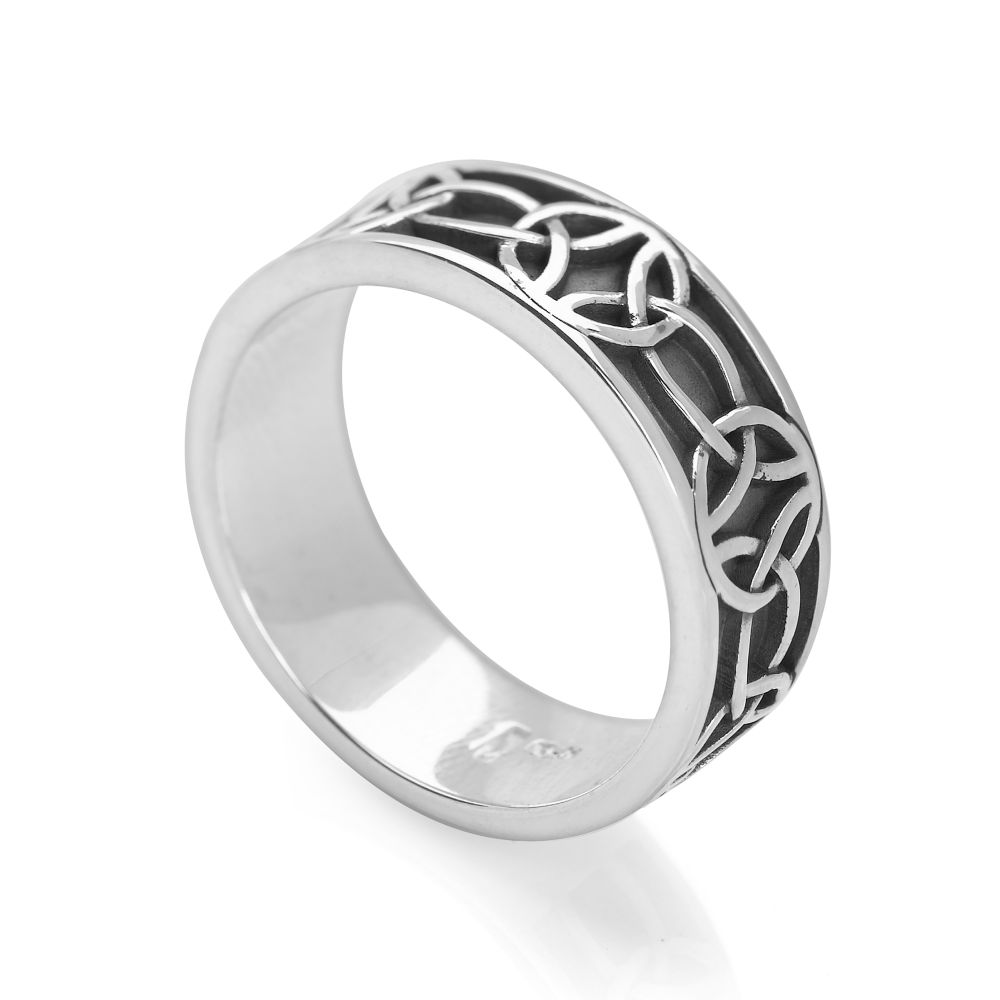 cariad ring silver rings silver by mail